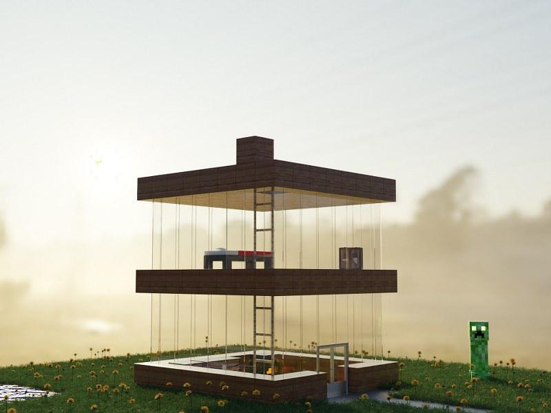 La guida su come costruire una casa su Minecraft